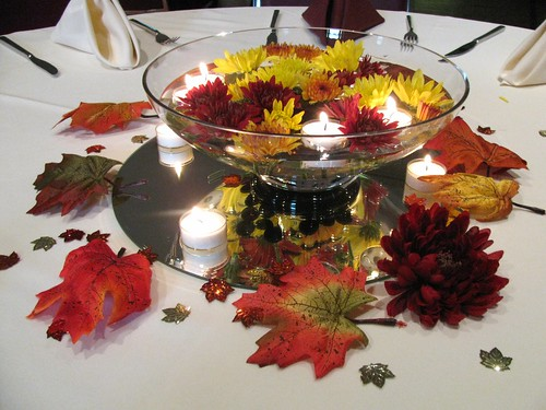 Autumn Centerpiece