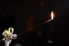 Light a fire