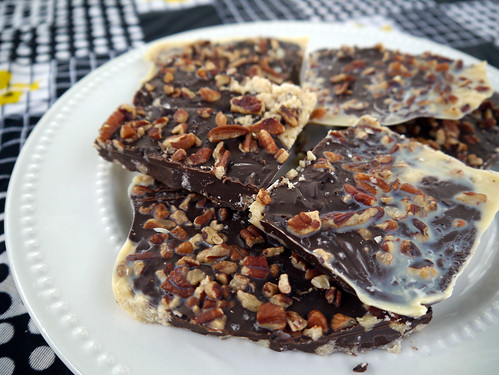 Salty Chocolate Pecan Candy (0031)