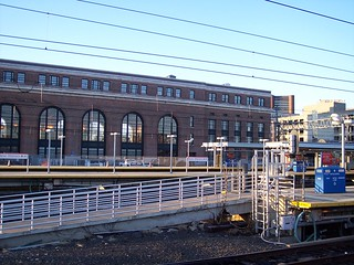 New Haven Station Building