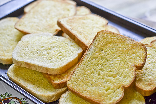 Buttered Toast & Jam Pudding 12