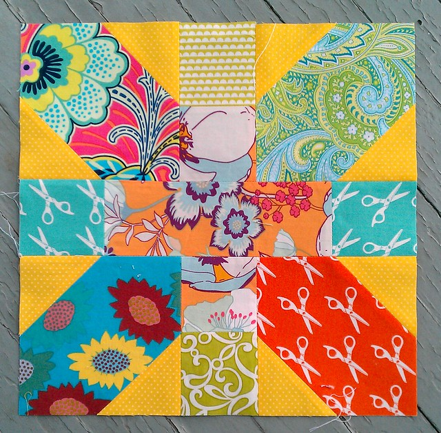 Heal @ do.Good Stitches Oct Block #1