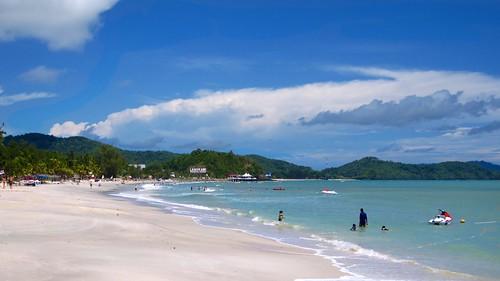 Pantai Cenang - Langkawi - Malasia