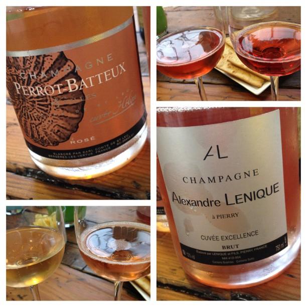 Rosé Champagne Vintage