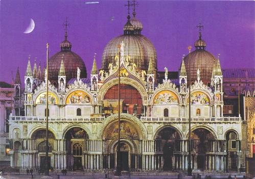 St. Mark's Basilica Italy
