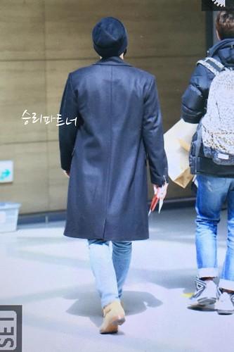 Big Bang - Incheon Airport - 21mar2015 - Seung Ri - Partnervi - 03