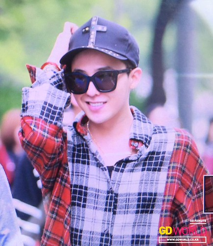 Big Bang - KBS Music Bank - 15may2015 - G-Dragon - GD World - 05
