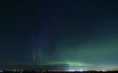 Auroras Borealis in Oulu(Finland)
