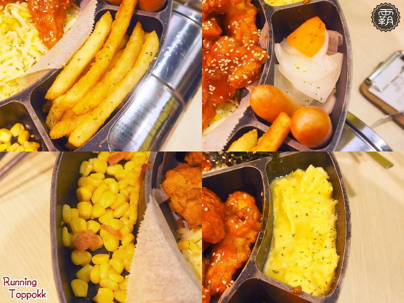 29493781165 420b4e4cc1 b - 奔跑吧!年糕鍋,一中街的韓國年糕鍋專賣,起司雞鍋炸雞沾起司吃,好邪惡阿~