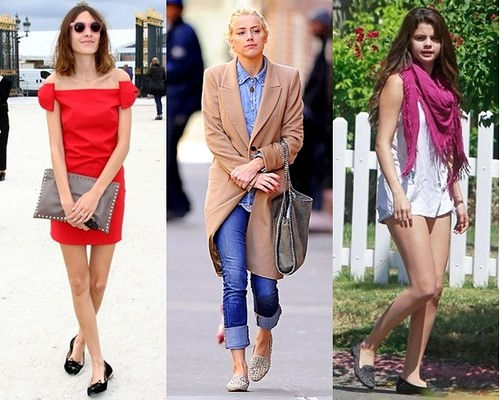celebrities wearing smoking slippers