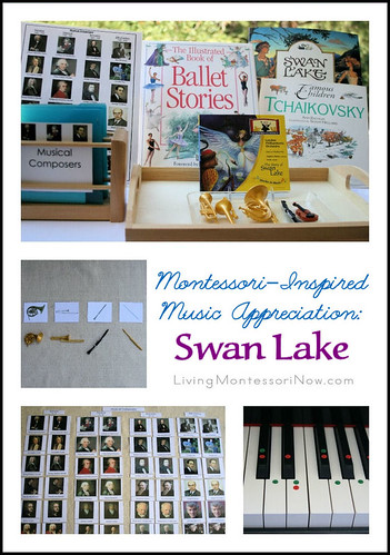 Montessori-Inspired Music Appreciation - Swan Lake
