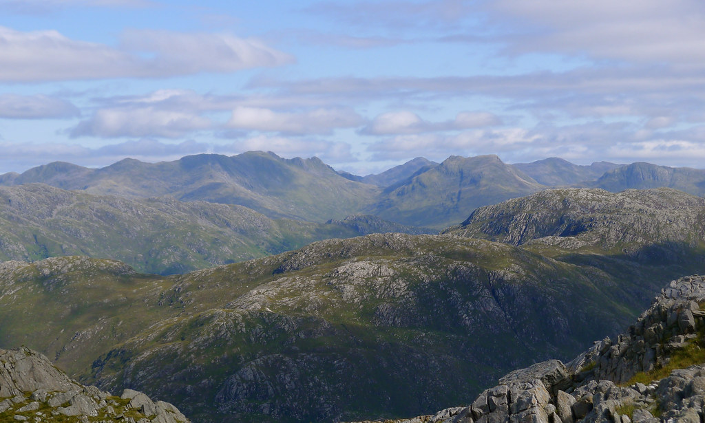 Towards Glen Shiel