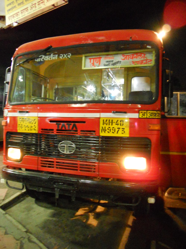 Maharashtra currently operates 17,000 buses across the state and has 1.07  lakh MSRTC employees.