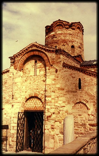 Church of St. John the Baptist, Nessebar, Bulgaria