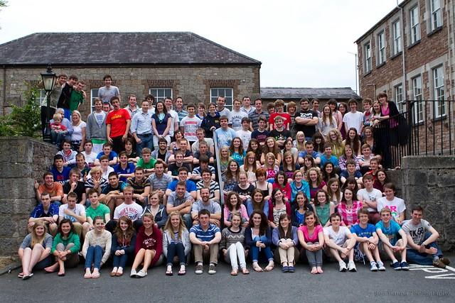 senior camp 2012