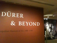 Durer and Beyond Exhibit