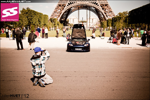 Honda S2000 - koni-paris | Super Street Magazine / From Paris with love / Septembre 2012