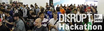 tc disrupt hackathon pic