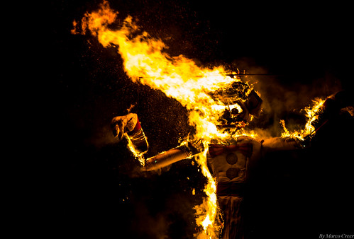 Burning of Zozobra Santa Fe Fiesta