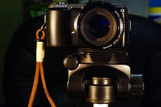 Sony NEX-C3 + SMC Pentax-A 2/50mm