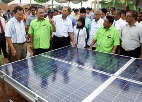 Malacca solar power 5MW