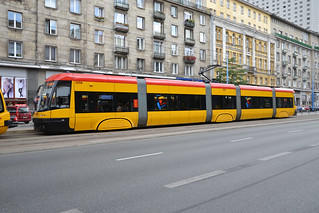 ZTM 3208 [Warsaw tram]