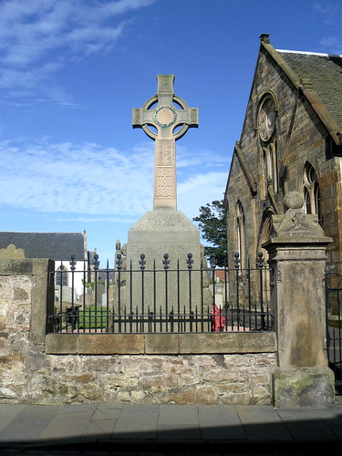 Pittenweem War Memorial 2