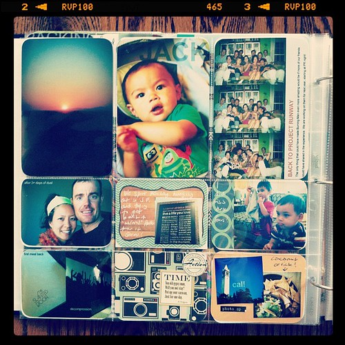 #projectlife week 36 left side