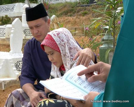 Kasih ibu dan anak dalam Nur Iman