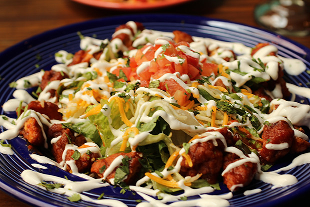Southwest Salad, Don Pablo's, Sarasota, FL, Restaurant Review