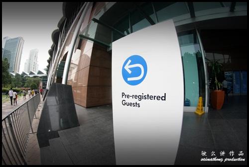 Pre-registered : Volkswagen. VW. Das Auto. Show 2012. @ KLCC (Kuala Lumpur Convention Centre)