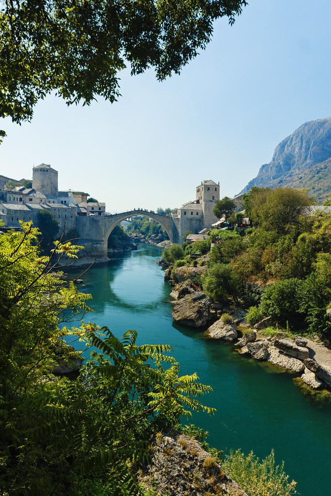 Mostar Bridge - Bosnia and Herzegovina