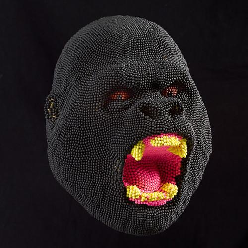David Mach, Ape