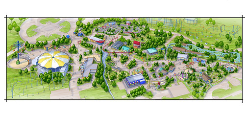 Kings Dominion Announces Planet Snoopy in 2013