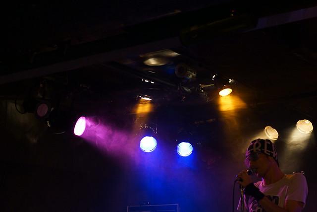 極東のハリー live at Outbreak, Tokyo, 11 Sep 2012. 171