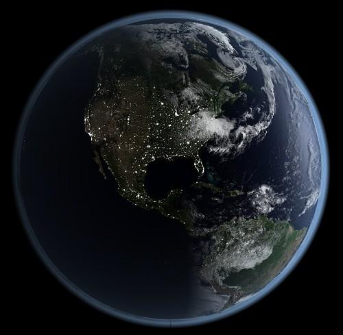 El mapa de los ciberataques en tiempo real
