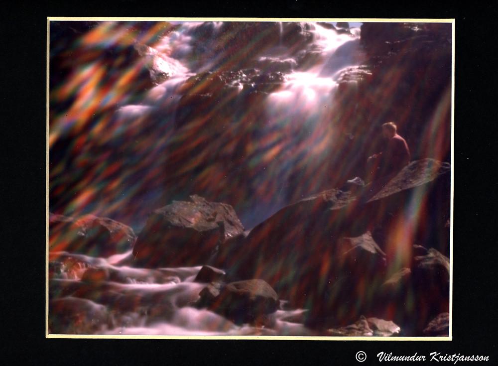 Fossbúi - He who lives inside the waterfall.