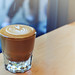 Verve Coffee Gibraltar by Barista Eugene at Cafe Dulce, Los Angeles