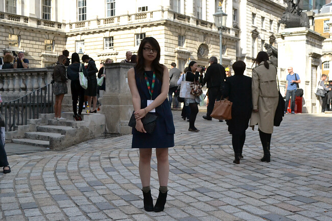 daisybutter - UK Style and Fashion Blog: london fashion week, SS13, lfw, what i wore, topshop boutique