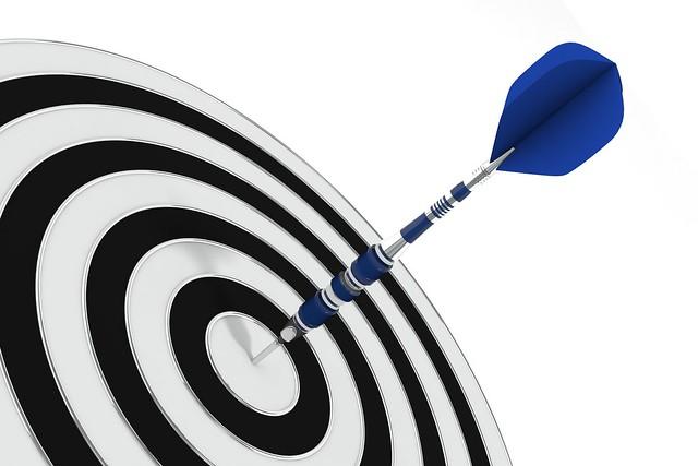 3D Bullseye