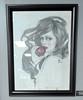 Jennifer Basing- Snow White -16x20- Giclee $150