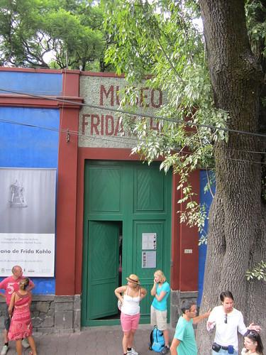 Mexique Musée Frida Kahlo
