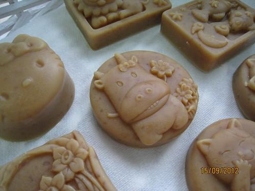 蜂蜜燕麥乳皂_Wenny