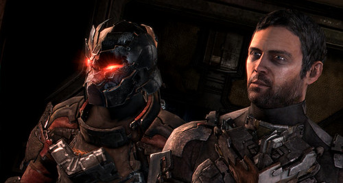 Dead Space 3 Will Attempt to Deliver 'Quad-A' Standards