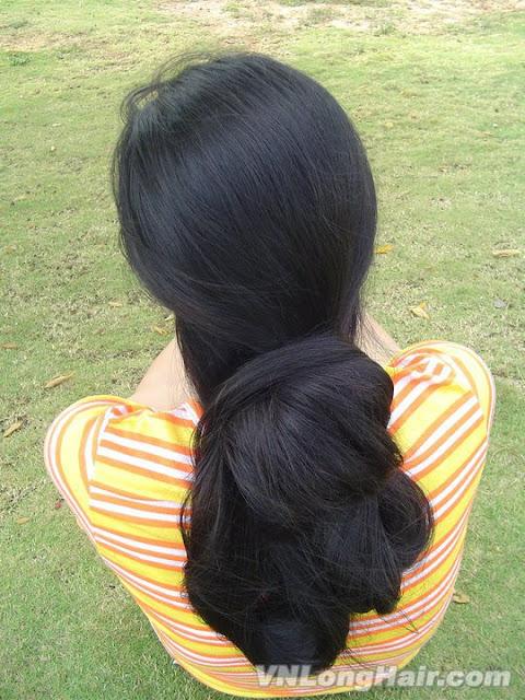 Indian Girls Long Hair
