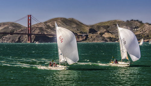San Francisco Bay--Rolex series sailing race 09-09-12 - 19