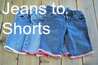 jeanstoshorts button