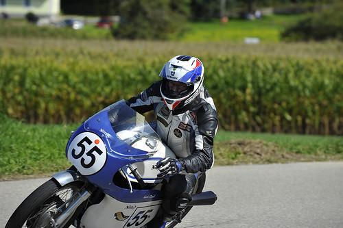 Norton motorcycle Karl Zach Schwanenstadt GP Austria 4-facher Vizestaatsmeister und Staatsmeister 1979 auf Yamaha 750 Copyright 2012 B. Egger :: eu-moto images 1268