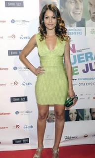 Hiba Abouk Bandage Dress Herve Leger Celebrity Style Women's Fashion