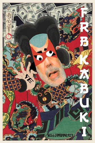 FRB KABUKI 2 by Colonel Flick
